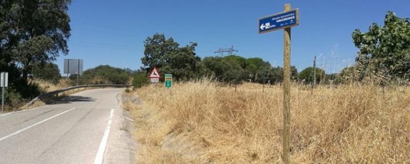 Inaugurado el primer mirador astronómico de Sierra Morena en el Parque Natural Sierra de Ándújar