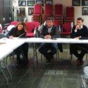 Primera reunión de coordinación del Proyecto INterreg ORNITOTURISMO
