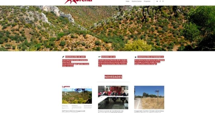 ADIT Sierra Morena inaugura web