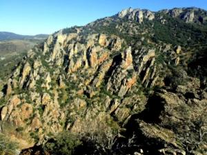 Sierra Morena de Jaén